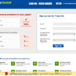 PlagTracker intihal tarama programı