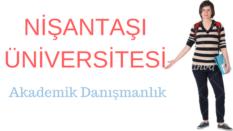 Nişantaşı Üniversitesi öğrencilerine akademik danışmanlık